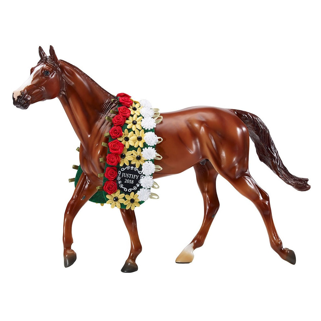 Breyer - Justify - Traditional - Quail Hollow Tack