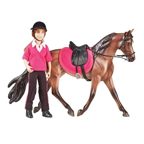 Breyer - Abigail, English Rider - Classic - Quail Hollow Tack