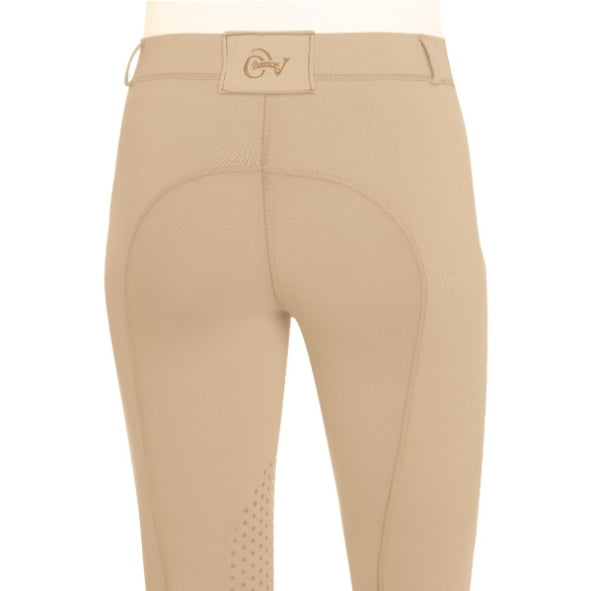 Ovation - Aerowick Knee Patch Riding Tight - Quail Hollow Tack
