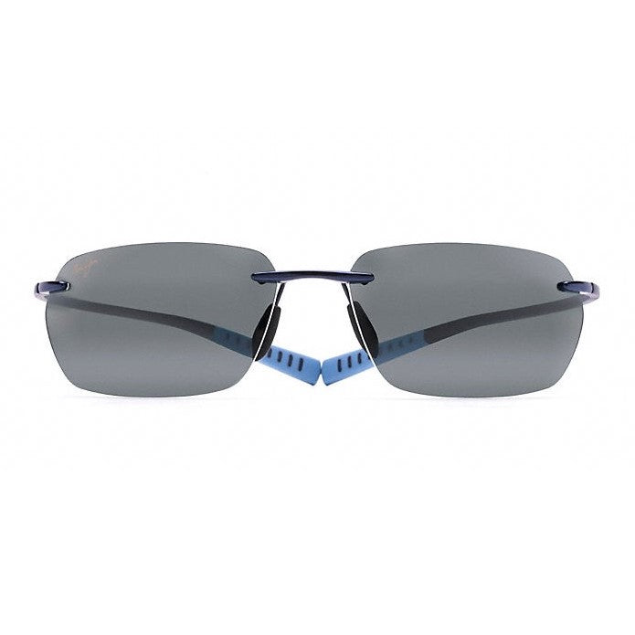 Maui Jim - Alaka'i Polarized Rimless Sunglasses - Blue - Quail Hollow Tack