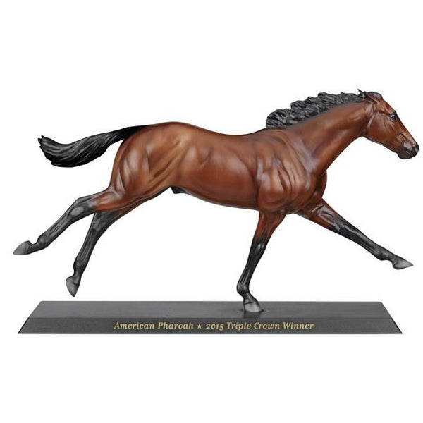 Breyer - American Pharoah - Traditional - Quail Hollow Tack