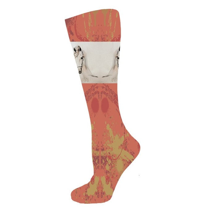 Ink Stables - Boot Sock - Andalusion - Quail Hollow Tack