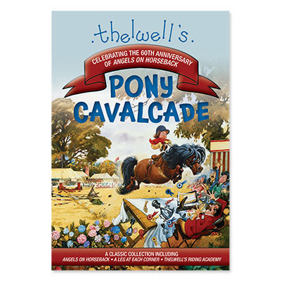 Equestrian Collections - Thelwell's Pony Cavalcade - Quail Hollow Tack
