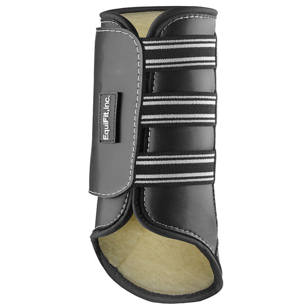 EquiFit - SheepsWool MultiTeq Front Boot - Quail Hollow Tack
