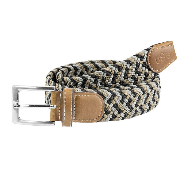 KL Select - Stretch Belt - Tan Multi - Quail Hollow Tack