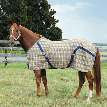 Curvon - Baker Original Stable Sheet - Quail Hollow Tack