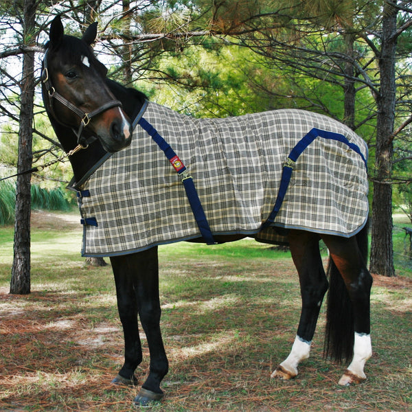 Curvon - The Baker Original Sheet and Blanket - Quail Hollow Tack