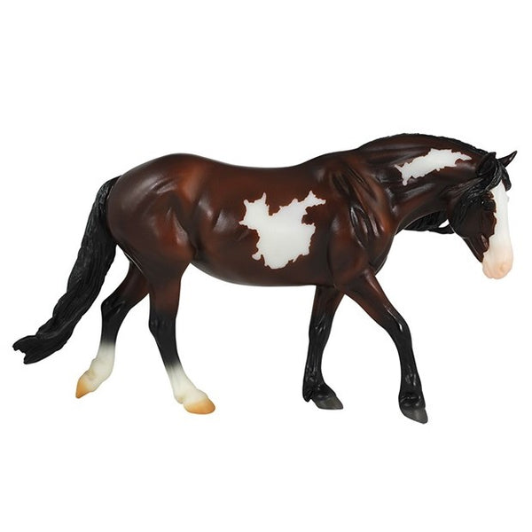 Breyer - Bay Pinto Pony - Classics - Quail Hollow Tack