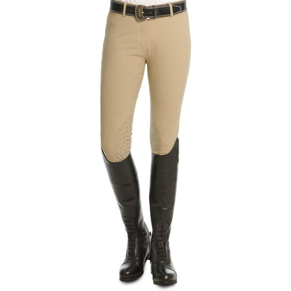 Ovation - Girls Bellissima Grip Breech - Quail Hollow Tack