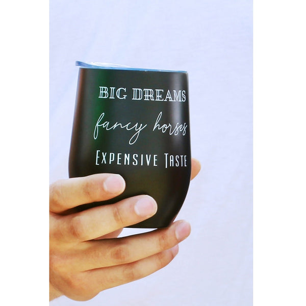 Wine Cup - Big Dreams