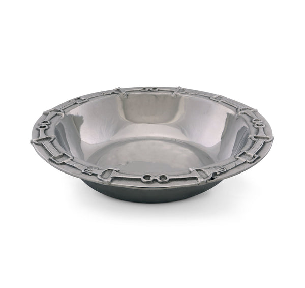"Arthur Court - 12"" Serving Bowl - Quail Hollow Tack"