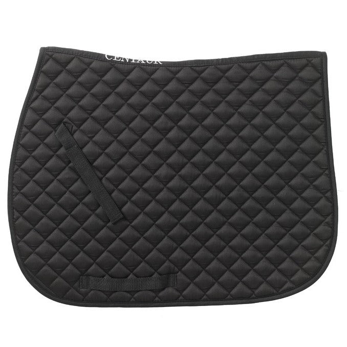 Imperial Saddle Pad - Black