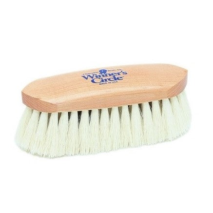 Champion and Hill - Bleached Tampico Soft Brush - Quail Hollow Tack