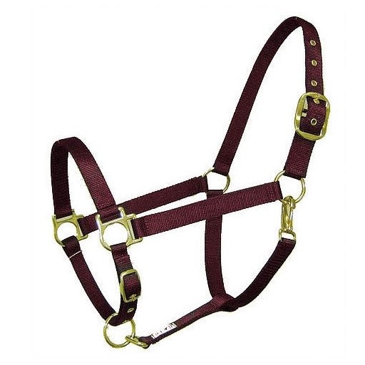 Ronmar - Nylon Halter with Snap - Quail Hollow Tack