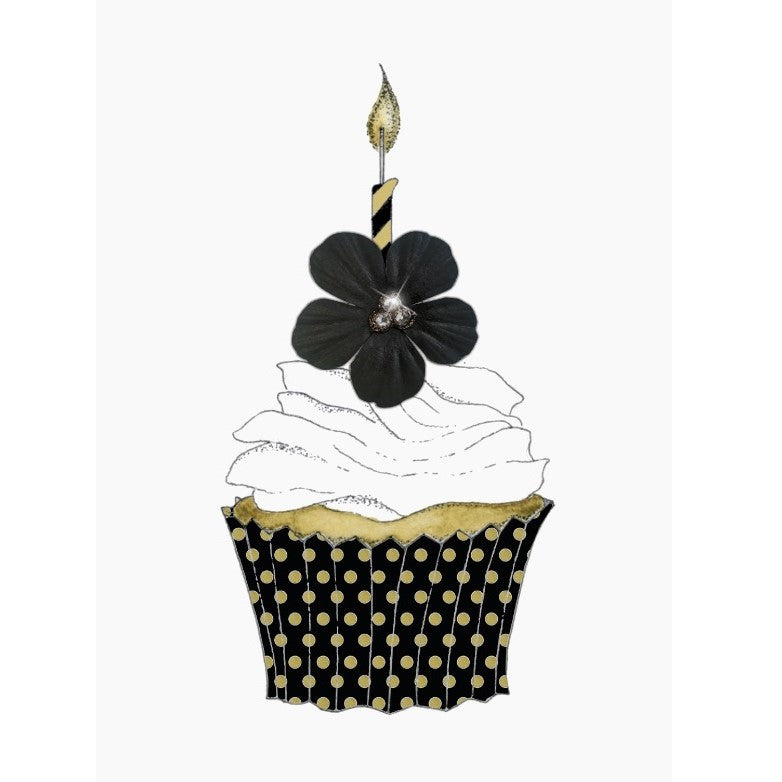 Hagarman Designs - Sweet Cupcake Greeting Card - Quail Hollow Tack