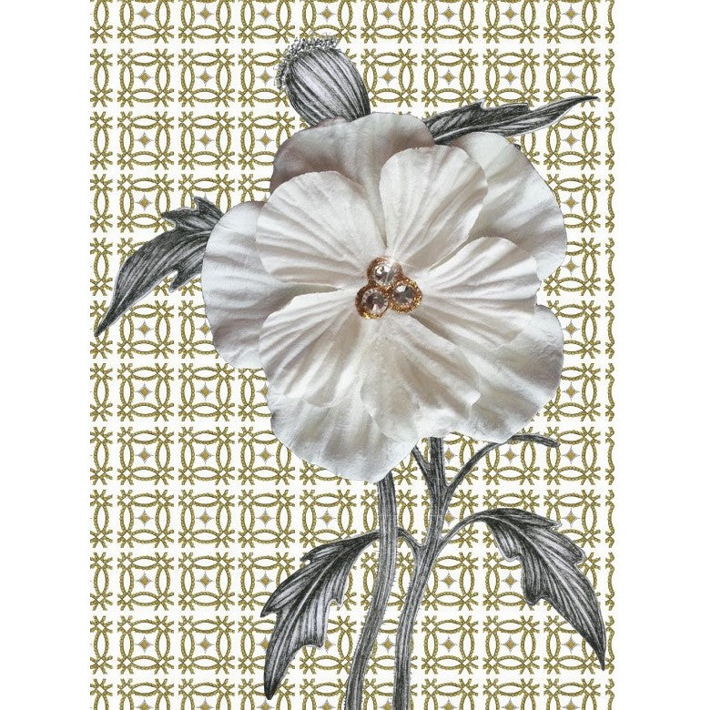 Hagarman Designs - Posh Flower Greeting Card - Quail Hollow Tack