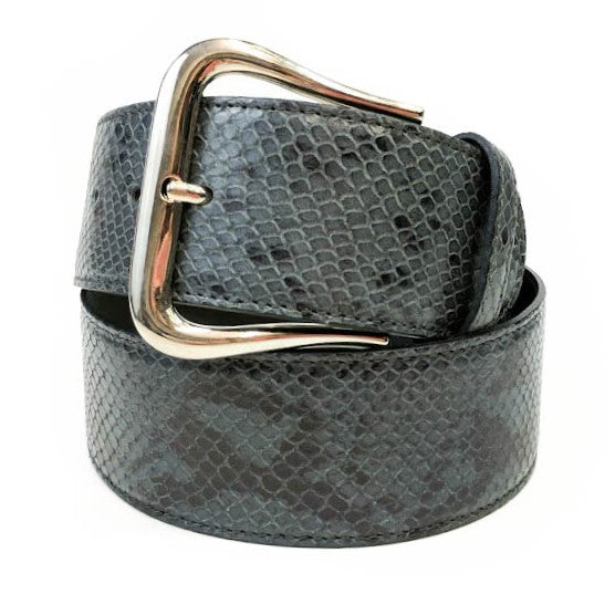 Tailored Sportsman - Snakeskin Belt - Quail Hollow Tack