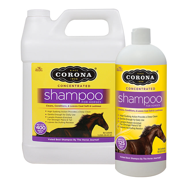 MannaPro - Corona Concentrated Shampoo - Quail Hollow Tack