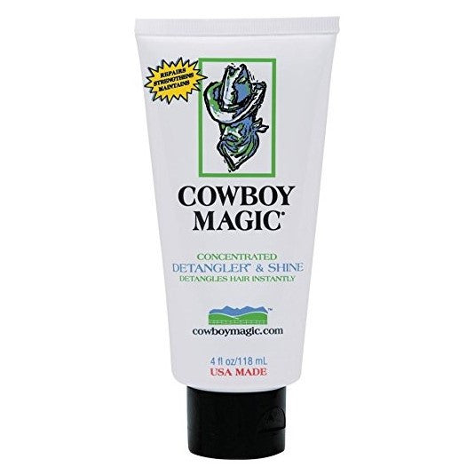 Cowboy Magic Detangler and Shine dog horse pet