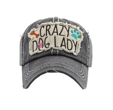Soiree Line - Crazy Dog Lady Hat - Quail Hollow Tack
