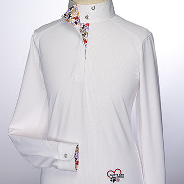 Essex Classics - Girls Danny and Ron Talent Yarn Shirt - Quail Hollow Tack