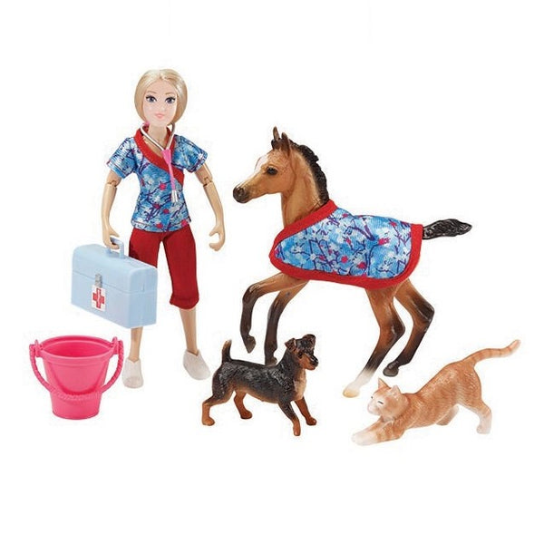 Breyer - Day at the Vet - Quail Hollow Tack