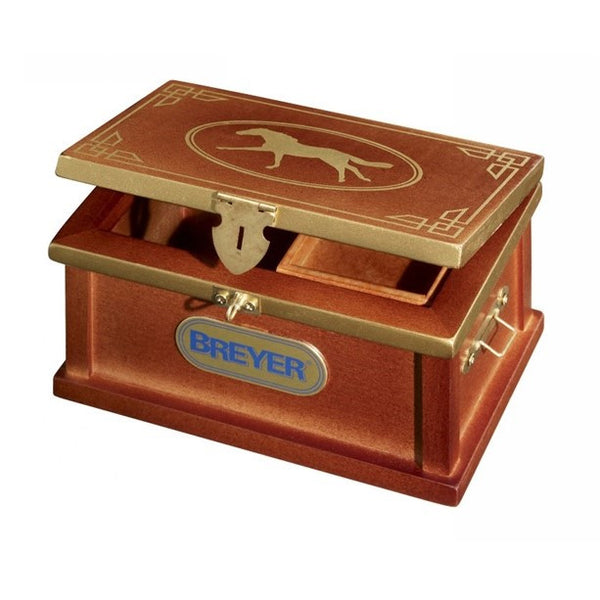Breyer - Deluxe Tack Trunk - Quail Hollow Tack