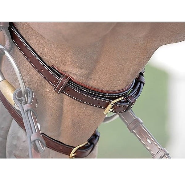 Dy'on - Double Noseband - Quail Hollow Tack