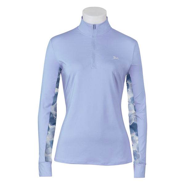 RJ Classics - Ladies Ella Schooling Shirt - Blue Heron - Quail Hollow Tack