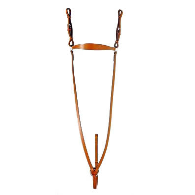 Edgewood - Adjustable Breastplate - Quail Hollow Tack