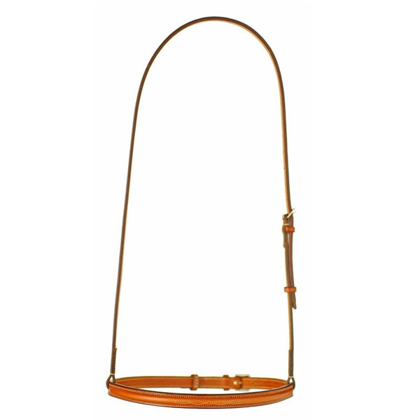 Edgewood Fancy Stitched Noseband