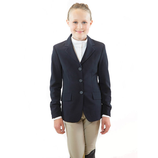 RJ Classics - Girls Ellie Hunt Coat - Navy - Quail Hollow Tack