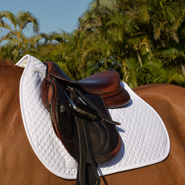 Equifit - Essential Square Pad - Quail Hollow Tack