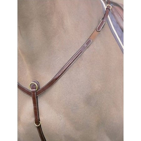 Dy'on - Fancy Breastplate - Quail Hollow Tack