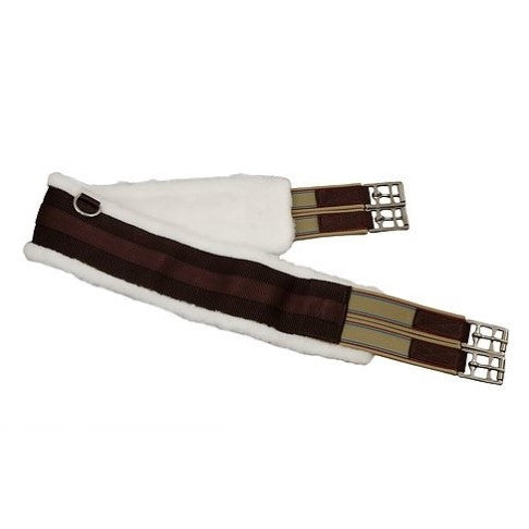 Horse Fare - Nylon Fleece Girth - Quail Hollow Tack