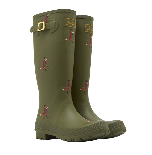 Joules Fox Rain Boot