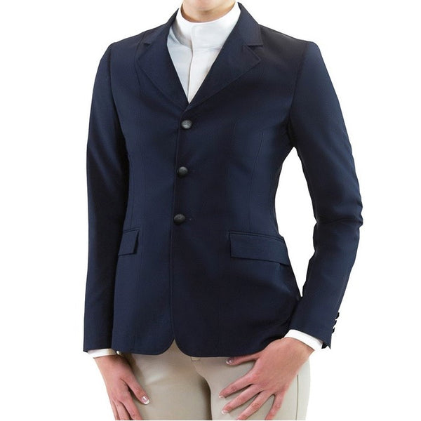 RJ Classics - Girls Hailey Hunt Coat - Navy - Quail Hollow Tack