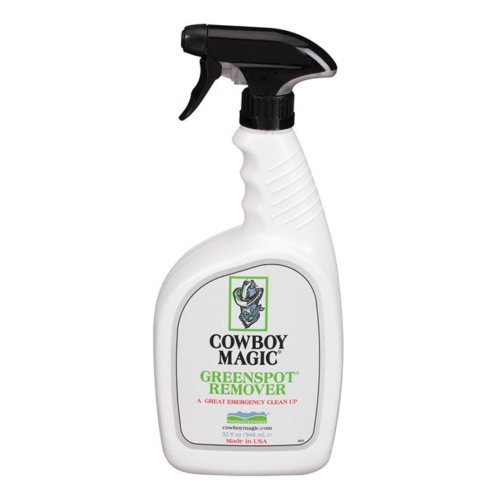 Charmar Land & Cattle Co - Cowboy Magic Green Spot Remover - Quail Hollow Tack