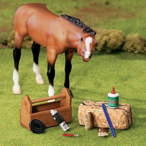 Breyer - Grooming Kit - Quail Hollow Tack