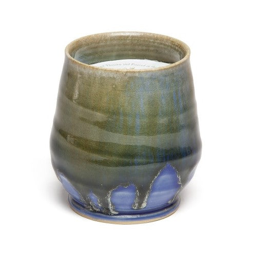 Yunomi Tea Bowl Candle - Gulfstream