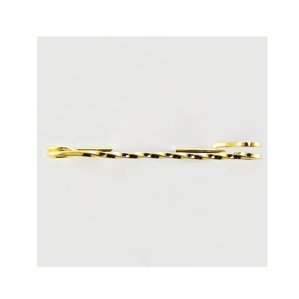 Twisted Gold Stock Pin