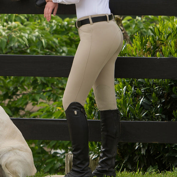 Irideon - Girls Hampshire Tight - Quail Hollow Tack