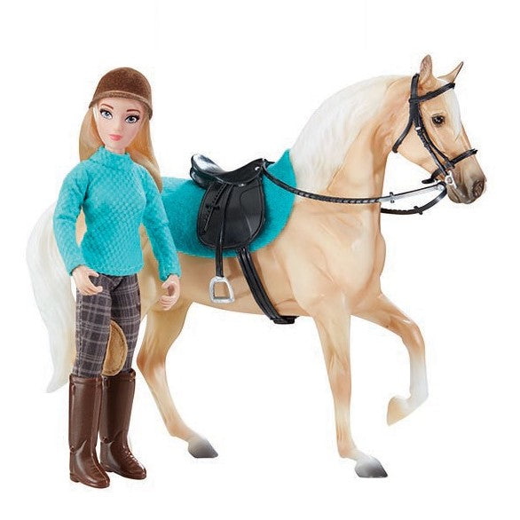 Breyer - English Rider Heather - Quail Hollow Tack