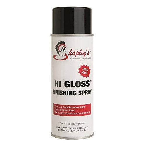 Hi Gloss Finishing Spray