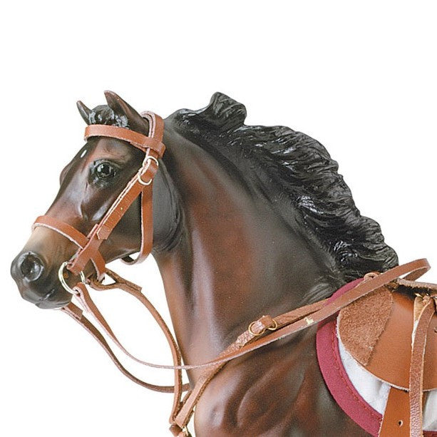 Breyer - Hunter/Jumper Bridle - Traditional - Quail Hollow Tack