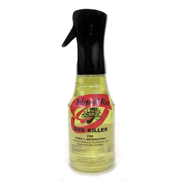 Equine Chemical Company - B-Free of Flies - Quail Hollow Tack
