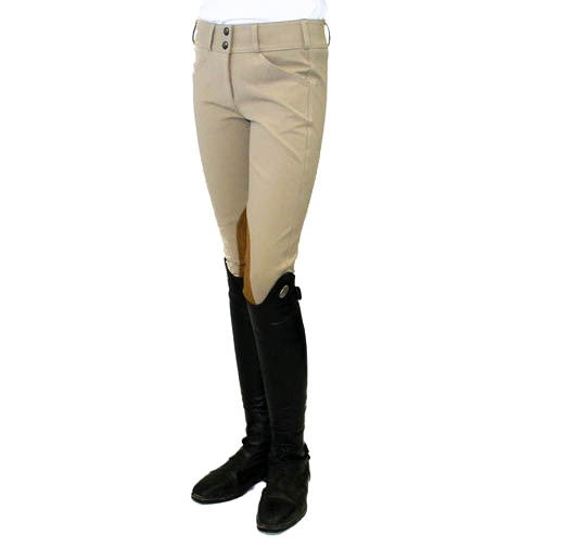 Tailored Sportsman Front Zip Trophy Hunter Low Rise Ladies Breech