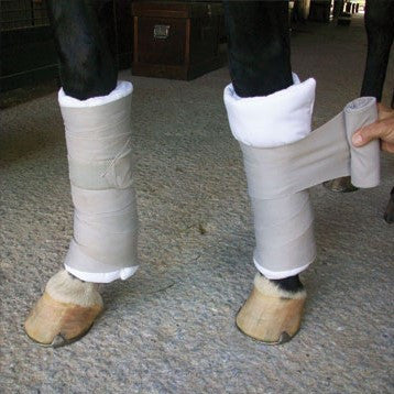 Wilkers - Quilted Leg Wraps - Quail Hollow Tack
