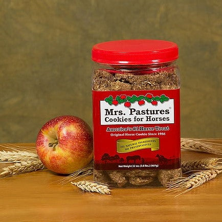 Mrs. Pastures - Horse Cookies - Quail Hollow Tack