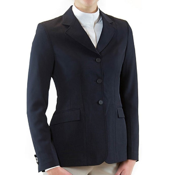 RJ Classics - Ladies Nora Hunt Coat - Navy - Quail Hollow Tack
